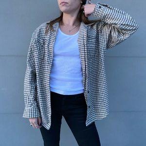 🌐 100% cotton 90s flannel